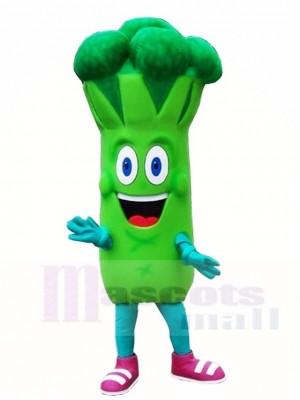 Bruce Brokkoli Maskottchen Kostüme Gemüse