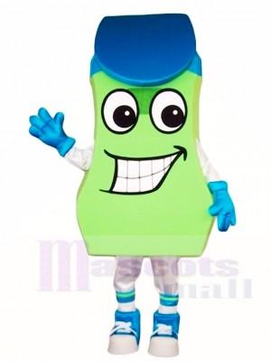 Grün Buddy Rucksack Maskottchen Kostüme