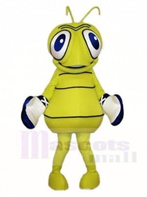 Grüne Grippe Fehler Maskottchen Kostüme Insekt