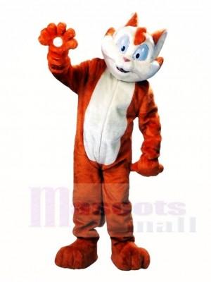 Pfote die Katze Maskottchen Kostüme Tier