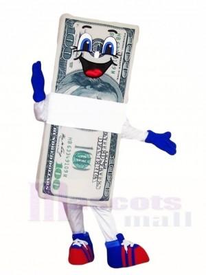 Dollar Bill Maskottchen Kostüme