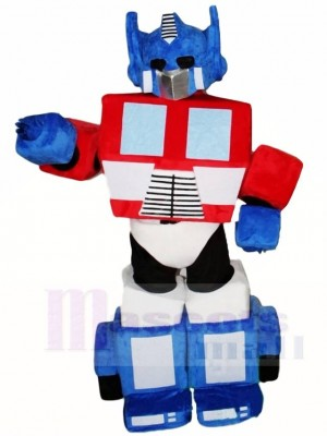 Autobots Optimus Prime Mascot Costumes Transformers