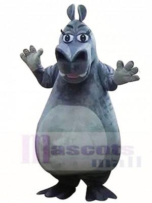 Hippo Maskottchen Kostüme Tier