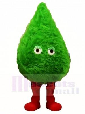 Grüne Baum Blatt Maskottchen Kostüme Anlage