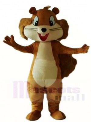 Braun Eichhörnchen Maskottchen Kostüme Tier
