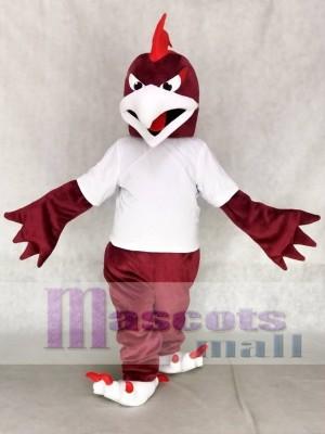 rot Roadrunners Maskottchen Kostüme Vogel