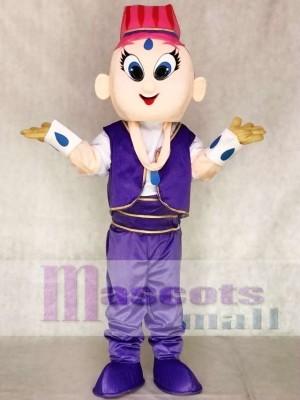 Genie Maskottchen Kostüm von Shimmer and Shine