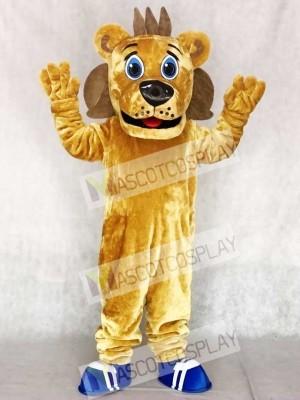 Sport Coaching Löwe Maskottchen Kostüme Tier