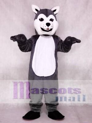 Grau Heiser Hund Maskottchen Kostüme Tier