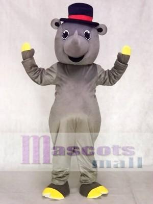 Rhinoceros Rhino Maskottchen Kostüme Tier
