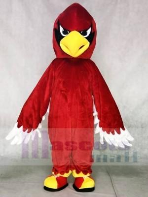 Roter Kardinal Maskottchen Kostüm Vogel Tier