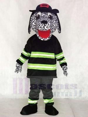 Feuer Dalmatiner Hund Maskottchen Kostüme Feuerwehrmann Feuer Kämpfer Tier
