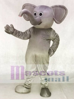 Grauer Elefant Grey Elephant Maskottchen Kostüme