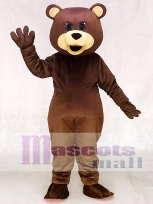 Braun Teddybär Spielzeug Maskottchen Kostüme Tier
