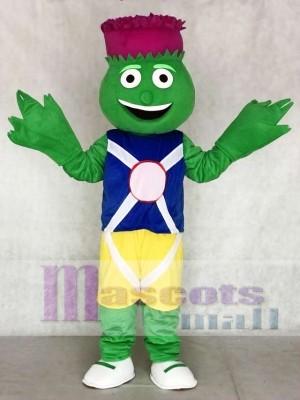 Clyde Thistle Commonwealth Spiele Maskottchen Kostüme