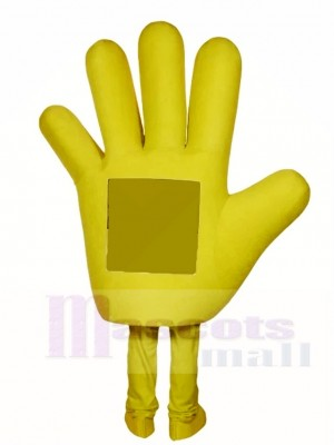 Walking Hand Mascot Costumes