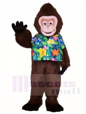 Gorilla Affe Affe Maskottchen Kostüme Tier