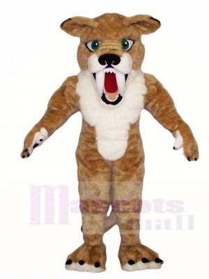Sabercat Saber Tooth Katze Maskottchen Kostüme Tier