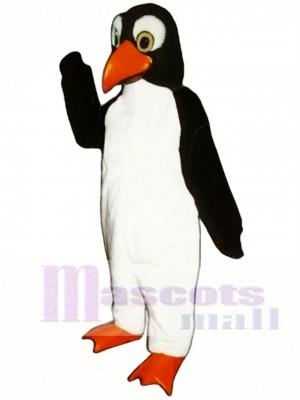 Netter Penny Penguin Maskottchen Kostüm