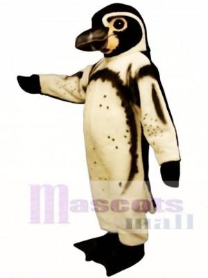 Nettes Humboldt Pinguin Maskottchen Kostüm