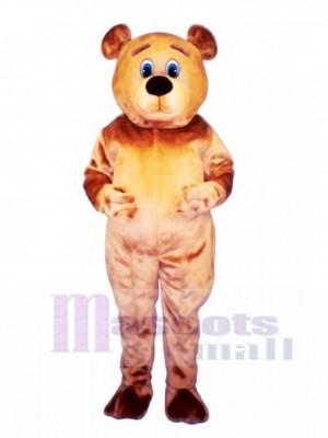 Jolly Bear Mascot Costume