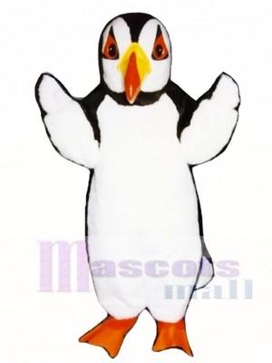 Netter Papageientaucher Pinguin Maskottchen Kostüm