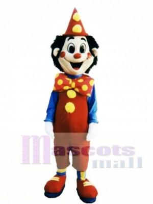 Funkeln Sie das Clown Maskottchen Kostüm