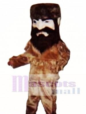 Berg Mann Maskottchen Kostüm Menschen