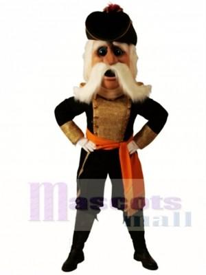 Admiral Maskottchen Kostüm Menschen