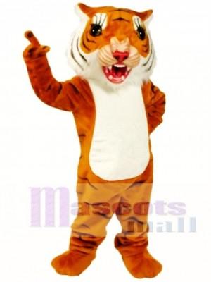 Großes Katzen Tiger Maskottchen Kostüm Tier
