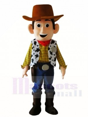 Toy Story Woody Mascot Costumes Cartoon