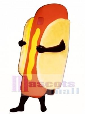 Hot Dog Maskottchen Kostüm