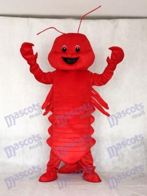 Neues rotes Hummer Maskottchen Kostüm Ozean