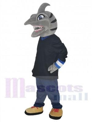 Hai maskottchen kostüm