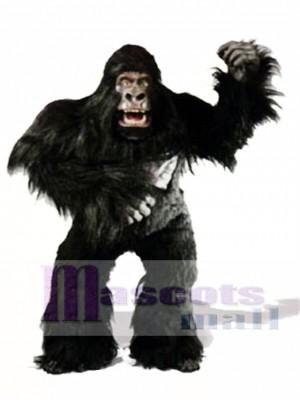 Niedlich Simian Gorilla Maskottchen Kostüm