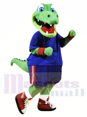 Hochschule Alligator Maskottchen Kostüme