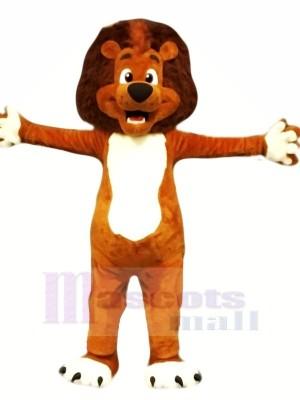 Qualität Löwe Maskottchen Kostüme Karikatur