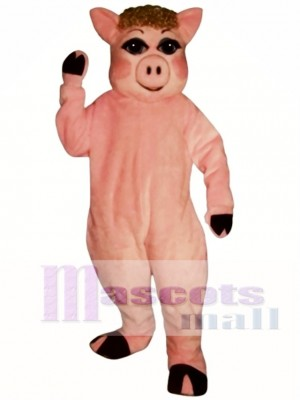 Niedlich Penelope Schwein Maskottchen Kostüm