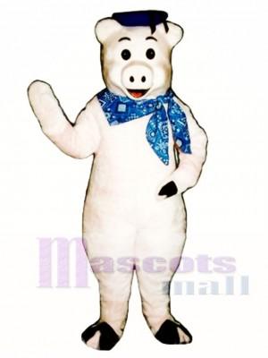 Stock Schwein Maskottchen Kostüm