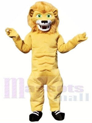 Süß Leistung Löwe Maskottchen Kostüme Tier