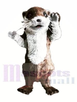 Süße Otter Maskottchen Kostüme