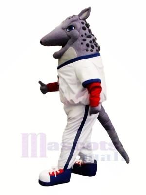 Sport Gürteltier Maskottchen Kostüme Karikatur