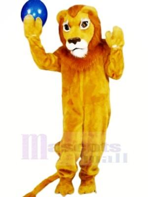 Stolz Löwe Maskottchen Kostüme Billig