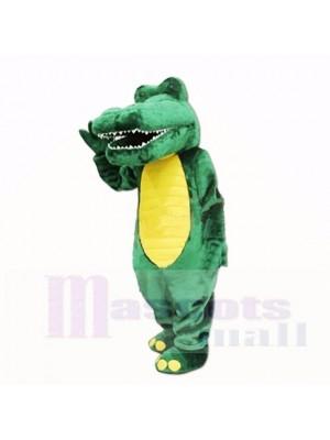 Freundlich Leicht Alligator Maskottchen Kostüme Karikatur