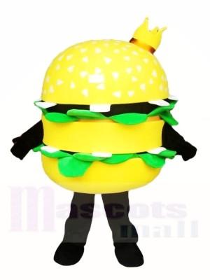 Hamburger Maskottchen Kostüme
