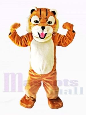 Schöne Tiger Maskottchen Kostüme