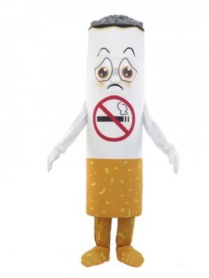 Kein Rauch Tabak Kostenlose Zigarette Maskottchen Kostüme