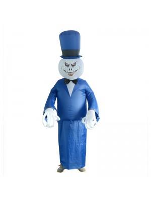 Halloween Geist Aufblasbar Kostüm Halloween Weihnachten Schlag oben Passen zum Erwachsene