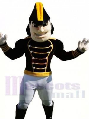Hübscher Commodore Maskottchen Kostüm