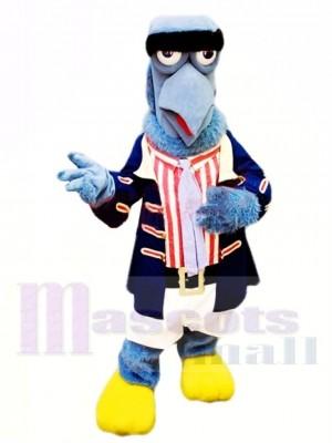 Sam der amerikanische Adler Maskottchen Kostüm